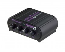 Head Amp 4 - Front