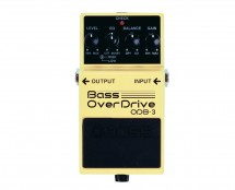 Boss ODB-3 Bass Overdrive Compact Effects Pedal