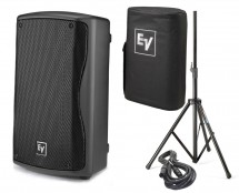 Electro-Voice ZXA-1 + Stand, Cover & Cable