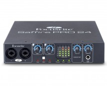 Saffire Pro 24 - Front Angle