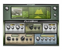 McDSP FutzBox HD v5