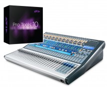 Presonus StudioLive 24.4.2 with Pro Tools 10